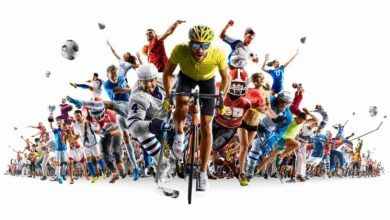 Photo of Different Types of Sports