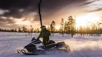 Photo of Eat My Snow!: A Beginner's Guide on How to Drive a Snowmobile