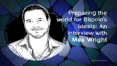 Photo of Preparing the world for Bitcoin's ideals: An interview with Max Wright