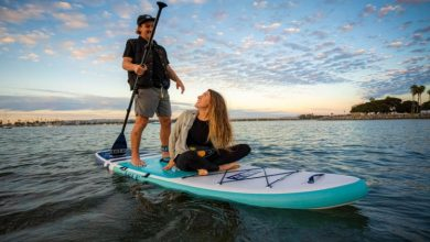 Photo of There Is More to Paddle Boarding than Adventure
