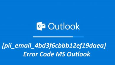 Photo of Fix Solve [pii_email_4bd3f6cbbb12ef19daea] MS Outlook