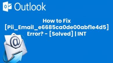 Photo of [pii_email_e6685ca0de00abf1e4d5] Error Code of Outlook