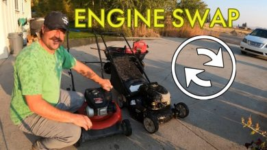 Photo of How Do You Change the Engine of a Lawnmower?
