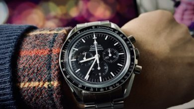 Photo of The 4 Coolest Watches from Omega