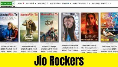 Photo of Jio rockers | Jio rockers. com | jio rockers movie download | Jio Rockers: Download your latest favorite movie illegally