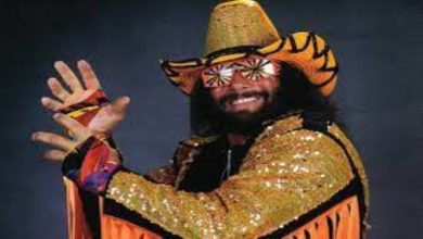 Photo of MACHO MAN RANDY SAVAGE ONE OF THE ALL-TIME BEST