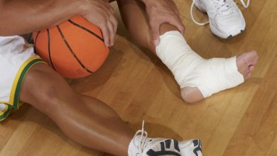 Photo of Most common professional basketball injuries