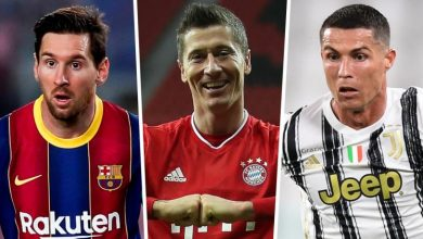 Photo of Top 5 Golden boot competitors