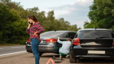Photo of Things you shouldn't do after a car accident in Tucson